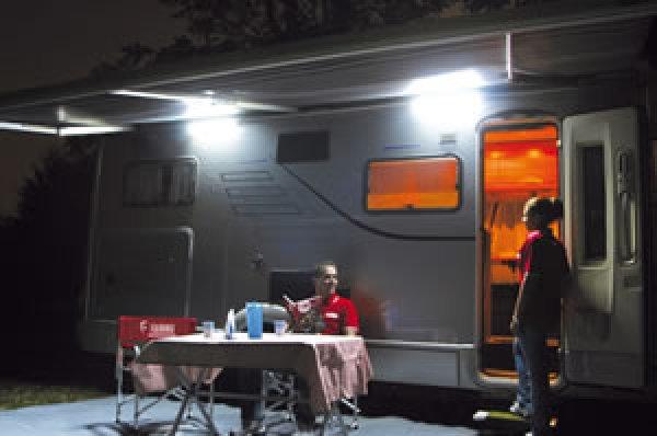画像1: FIAMMA LEDオーニング ライト (1)